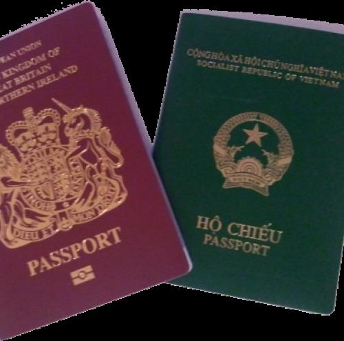 Dịch vụ xin hộ chiếu Việt Nam nhanh